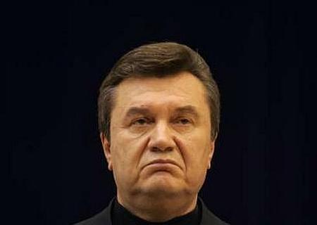 Януки ждут Януковича