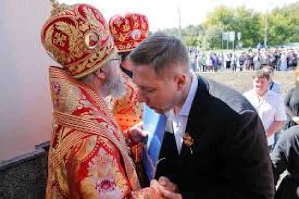 Тушки Кличка Эдуард Гурвиц и Руслан Сольвар ушли от своего покровителя