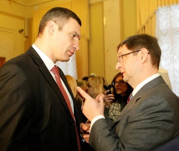 Зачем Виталий Ковальчук уничтожает партию УДАР?