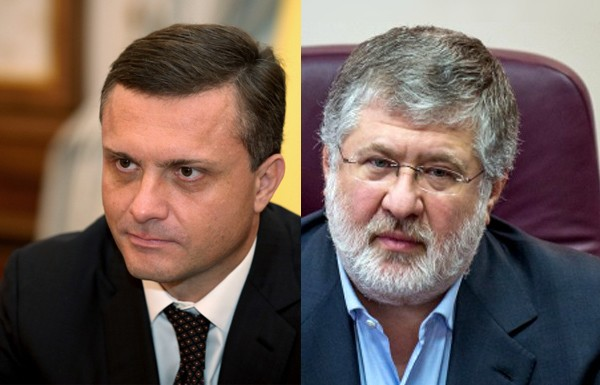 Будущий парламент разделили Левочкин и Коломойский