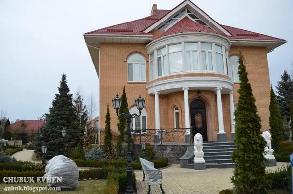 Дом экс-генпрокурора Пшонки до сих пор не находится под арестом