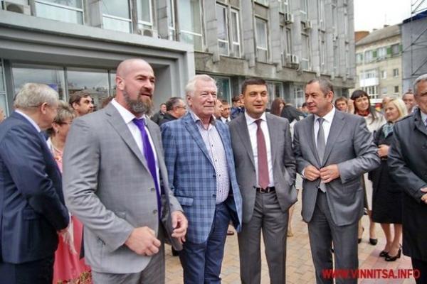 """Гройсман и Бадюк – патриоты, настоящий """"сепаратист"""" – губернатор Олейник"""