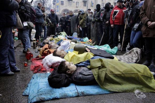 За «следствие» по расстрелу Майдана и «крышевание» Януковича и Ко придется ответить