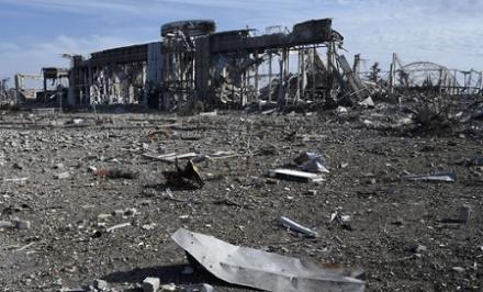 В аэропорту Донецка навечно «заблудились» 73 псковских десантника, 61 – надорвали здоровье