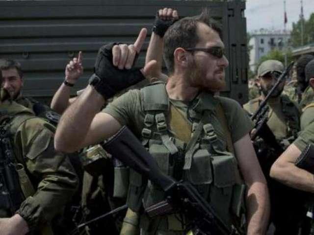 Кадыровские «любители овец» плачут в плену у Киборгов