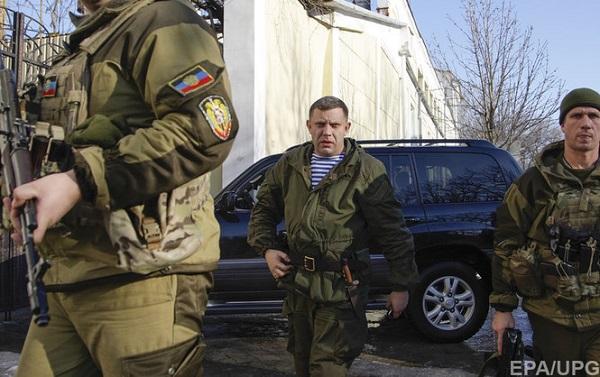МВД наконец-то собрало доказательства террористической деятельности группировки «ДНР»