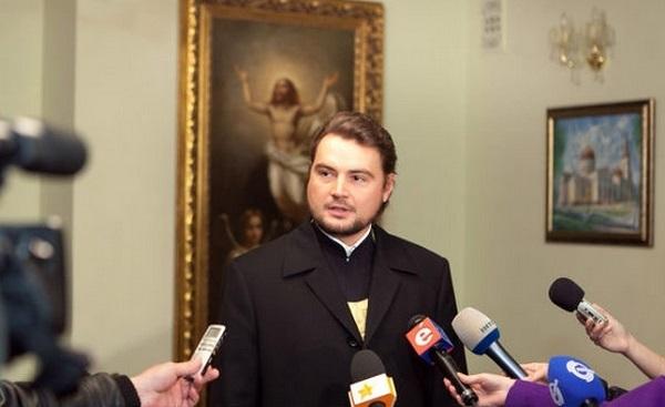 Генпрокуратура расследовала похищение «Грифоном» секретаря митрополита Владимира