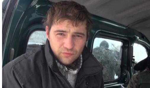 Опубликовано видео допроса пленного «лейтенанта ДНР» из РФ