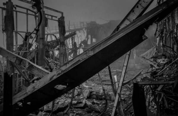 Оборона аэропорта Донецка: 242 дня ада