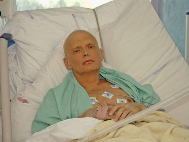 Британские власти пришли к выводу о том, что Россия виновна в смерти экс-офицера ФСБ Литвиненко