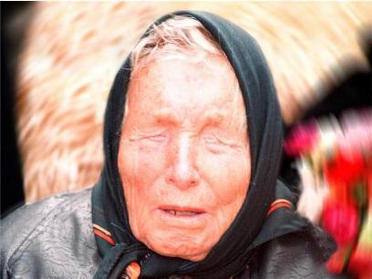 Когда закончится война на Украине: предсказания Ванги на 2015 год