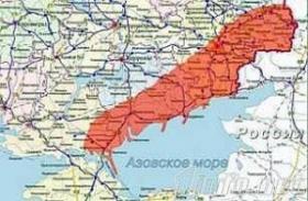 Нужен ли Путину сухопутный коридор в Крым?