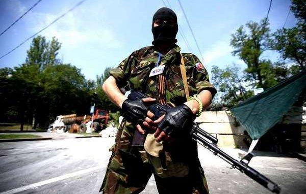 В Горловке боевики погнали на фронт подростков и стариков