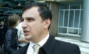 Фотофакт: депутат-сепаратист из Луганска обедает в киевском ресторане