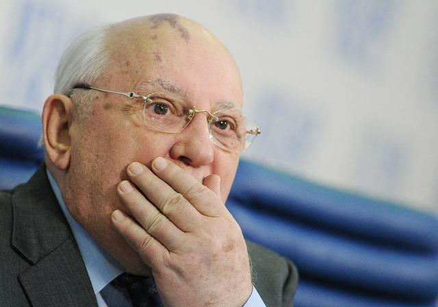 Горбачев поставил крест на Викторе Януковиче