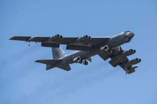 Путин открыл ящик пандоры: Вашингтон возвращает в строй межконтинентальные бомбардировщики В-52H Stratofortres