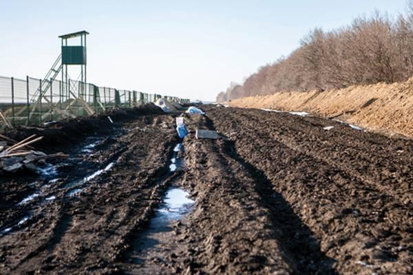 Окопанный кордон. Как строят «Стену» на Харьковщине