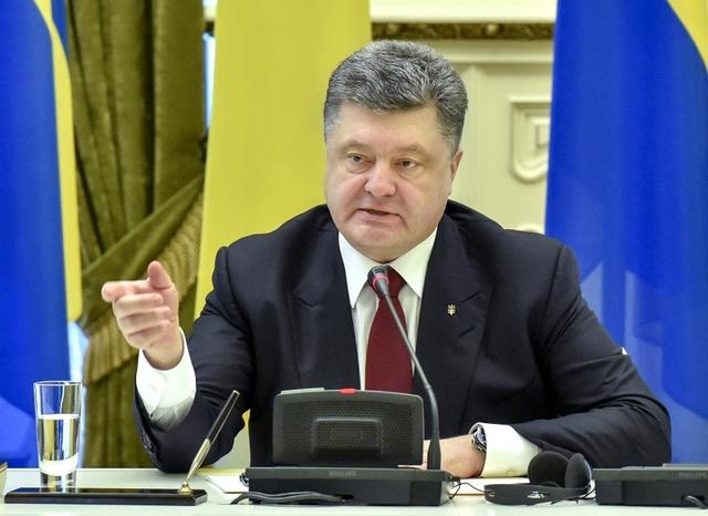 Порошенко прокомментировал оговорку о «циничных бандерах»