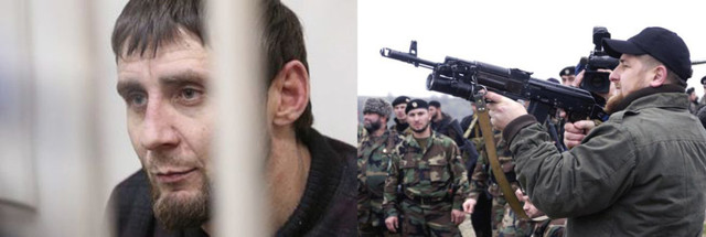 Заур Дадаев обвинил Кадырова в убийстве Немцова
