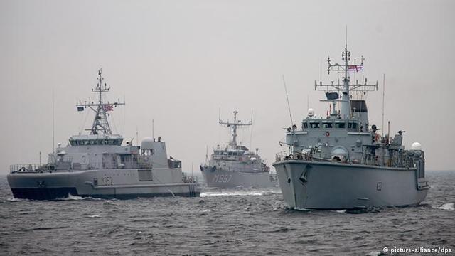 Focus: В Балтийском море бушует холодная война