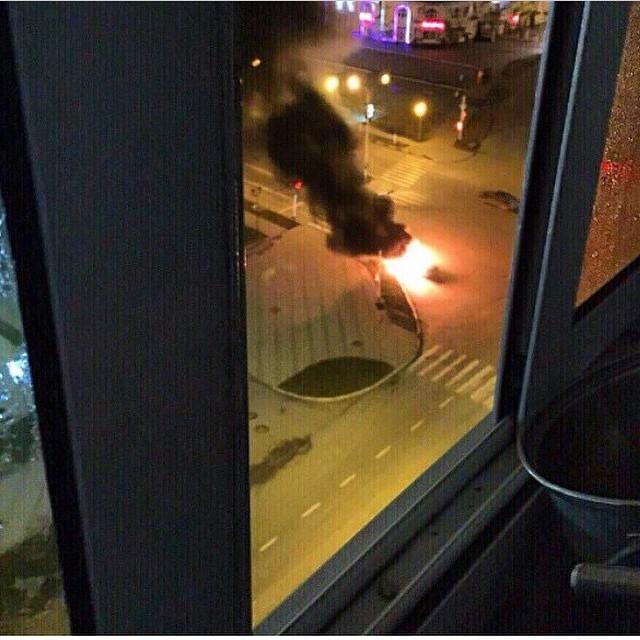 В Чечне обратно стреляют! Из мухи зашкварено «Беху» московских карателей