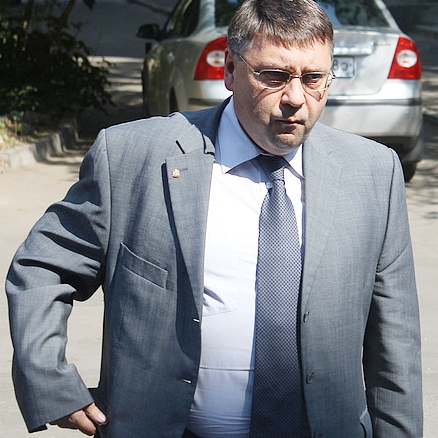 Вице-губернатор Соколов в бане с подчиненной