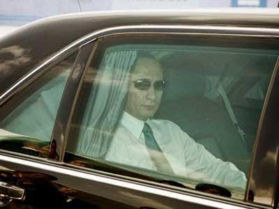 Mercedes Алханова и BMW Кожина