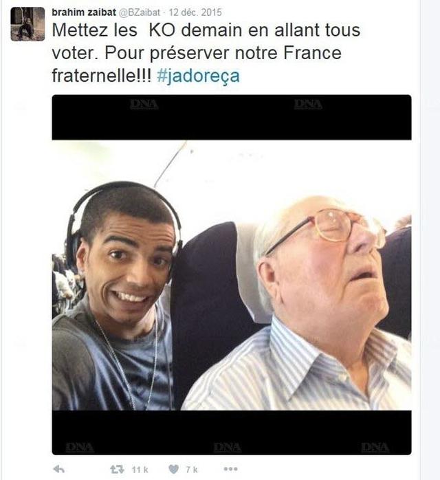 Заибат Ле Пена