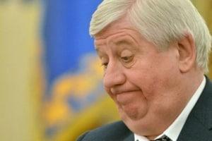 Шокин уже забрал вещи из кабинета, у Порошенко готовят замену — Бутусов