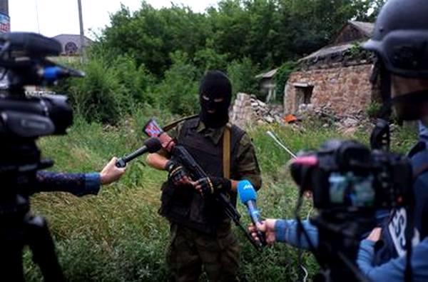 Армия России, «медийный легион»