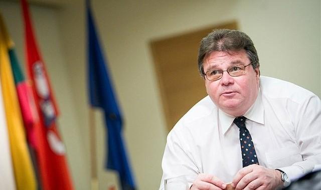 Глава МИД Литвы сравнил заявления РФ со старыми методами КГБ