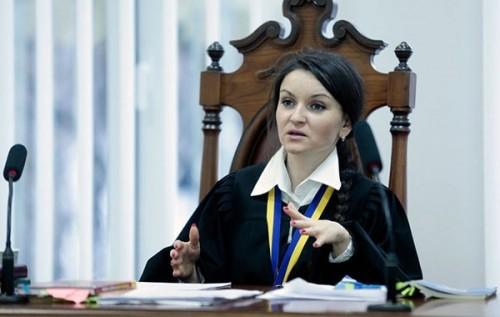 Высший совет юстиции уволил скандальную судью Царевич