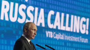 Как в России опять «умыли америкосов»