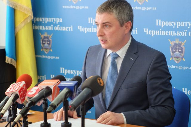 Люстрированный прокурор стал главным по безопасности на «Укрзализныци»