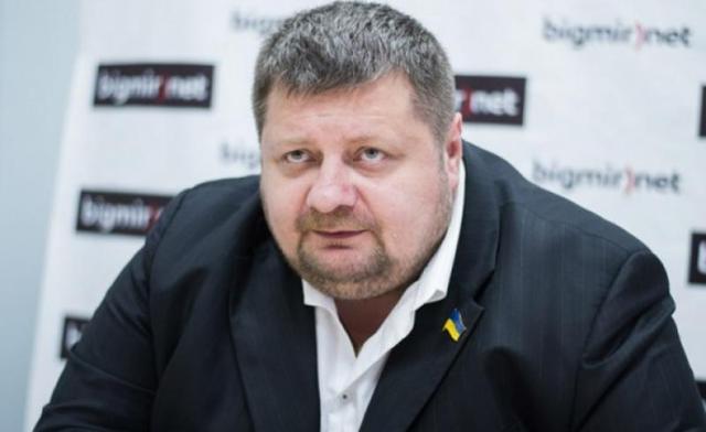 История про Игоря Мосийчука, или как наша власть делает себя смешной