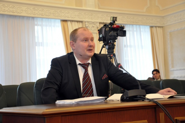 Чаус сдался кишиневской полиции сам