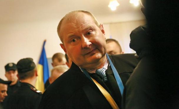 Молдавия начала выдавать Чауса