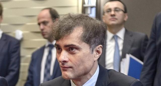 Новые фотографии Владислава Суркова удивили журналистов
