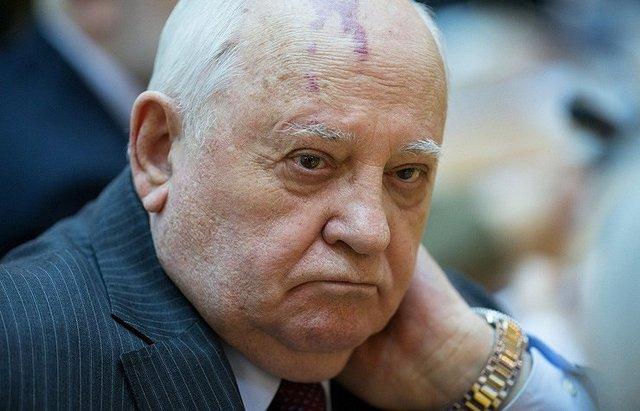 Россия отказалась вручить Горбачеву повестку в суд Вильнюса
