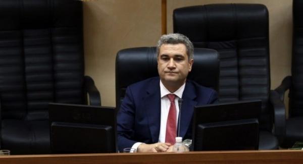 Урбанский снова «получил» протокол о коррупции