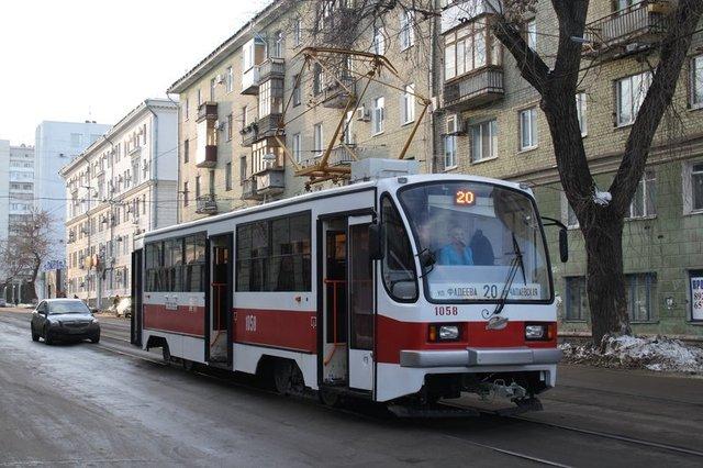 Самарские пенсионерки, угнавшие трамвай, задержаны. Они успели перевезти 250 пассажиров