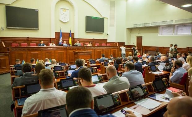 Кличко пропустил треть заседаний, а 15 депутатов не подали ни одного проекта решения