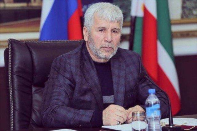 Вахит Усмаев назначен руководителем администрации главы и правительства Чечни