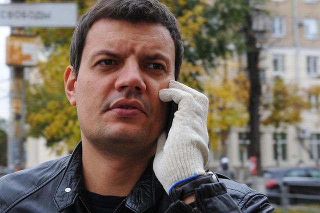 В Челябинске избит пресс-секретарь мэра города