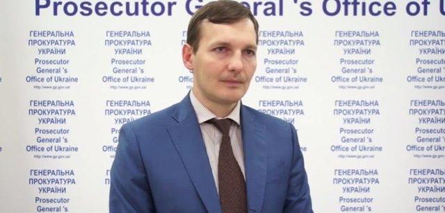 Заместителя Луценко уличили в алкоголизме