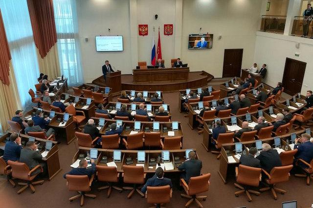 Красноярские депутаты отменили двукратное повышение собственной зарплаты