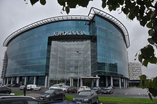 Новым владельцем бизнес-центра «Аэроплаза» может стать Jensen Group