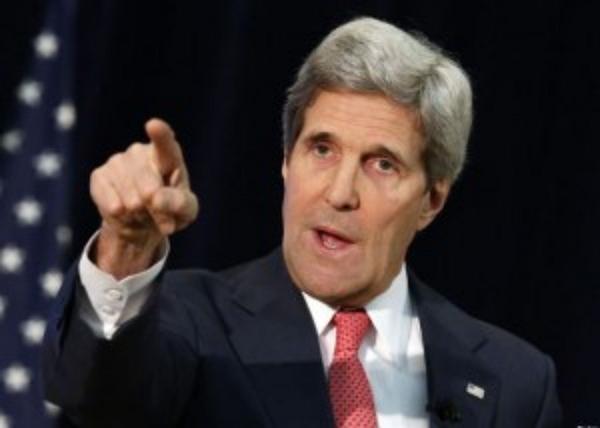 Экс-Госсекретарь США Джон Керри и русская банковская мафия