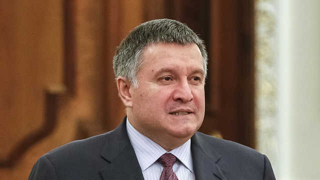 Аваков назвал= саакашвили= мразью