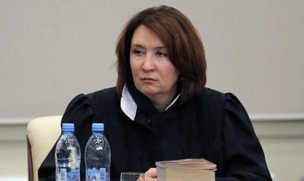 Судья Елена Хахалева — проект грузинских спецслужб